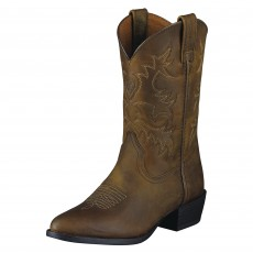 Ariat Heritage Western R Toe Kids Boot