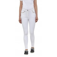 Toggi Shelton Ladies Competition Breeches White