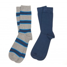 Barbour Men's Hexham Socks Two Pack