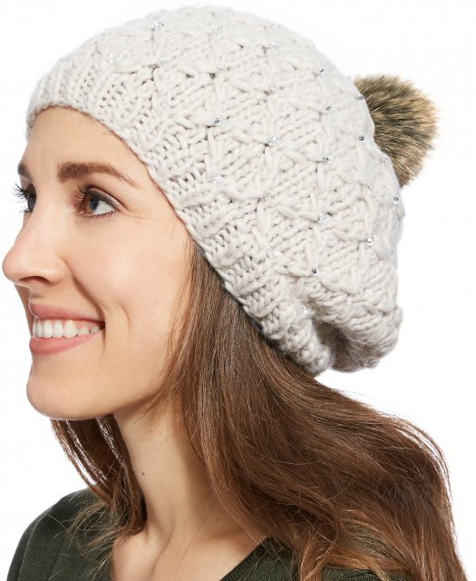 Ariat Sparkle Hat Oatmeal