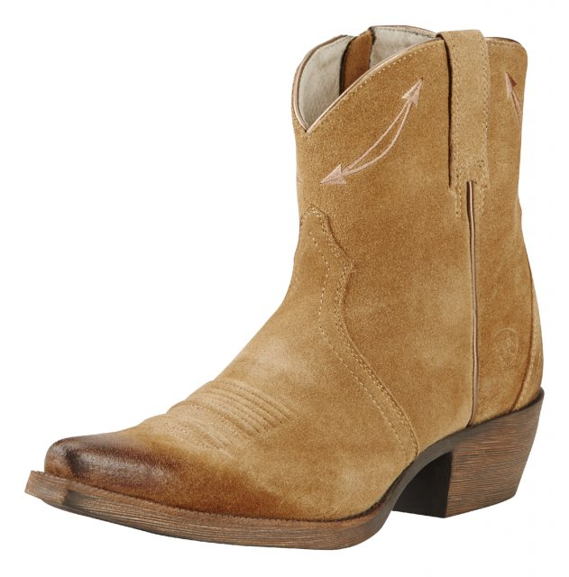 Ariat Women's Marilyn Driftwood Brown