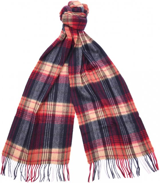 Barbour Brignall Lambswool Scarf USC0107RE51