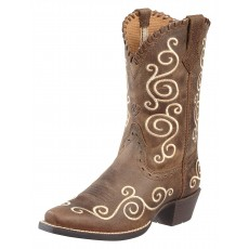 Ariat Shelleen D Toe Kids Western Boot