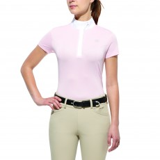 Ariat Aptos Show Top Short Sleeve Blossom
