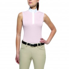 Ariat Aptos Show Top Sleeveless Blossom