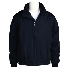 Ariat Men's Stable Waterproof Team Jacket Black and Navy