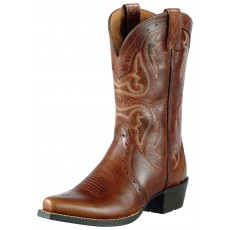 Ariat Youth Heritage X Toe Vintage Cedar