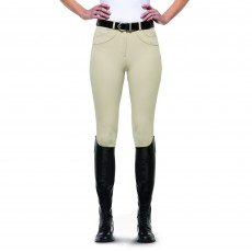 Ariat Olympia Front Zip Breech - Knee Patch Ladies