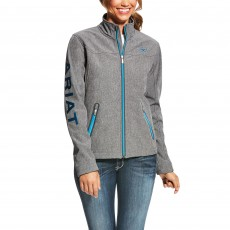 Ariat Women's New Team Softshell Charcoal