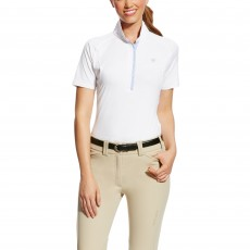 Ariat Women's Marquis Show Shirt White
