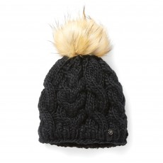 Ariat Snug Cable Beanie Black Unisex