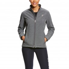 Ariat Women's Journey Softshell Jacket Grey