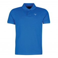 Barbour Men's Sports Polo Sports Blue