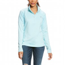 Ariat Women's Tolt 1/2 Zip Sky Drift