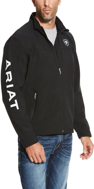 Ariat Men's New Team Softshell Black